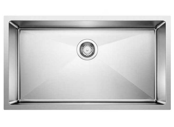 "32"" MODERN SINGLE BOWL UNDERMOUNT KITCHEN SINK"