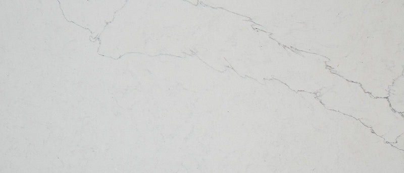 zoomed in calacatta alto slab