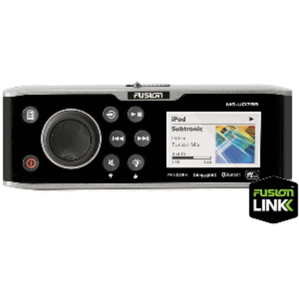 FUSION MS-UD755 AM/FM/SIRIUS/Bluetooth Universal Dock - 4-Zone Stereo
