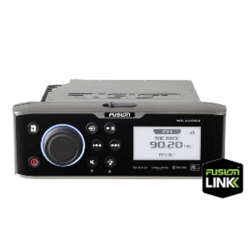 FUSION AV650 DVD/CD Marine Entertainment System w/Bluetooth