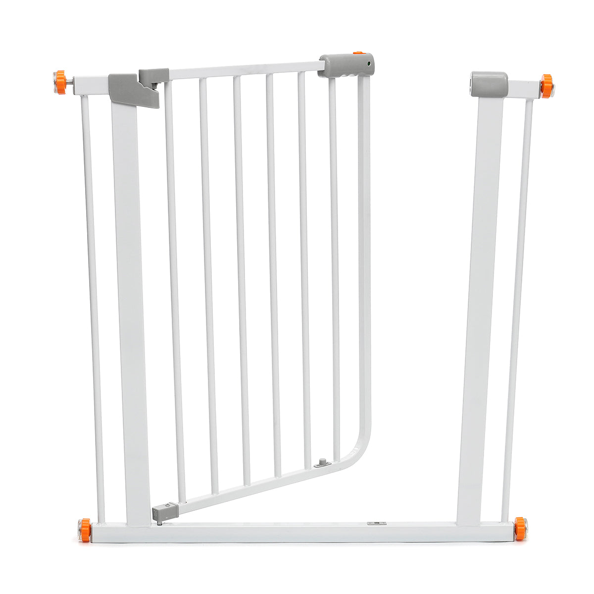 75*78cm Adjustable Baby Gates Pet Dog Barrier