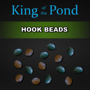 hook beads, rig stops, king of the pond, carp rigs, carp fishing, korda
