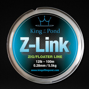 Zig Mono, Floater Line, Zig fishing