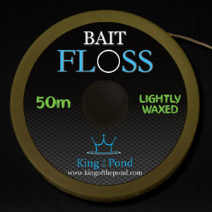 Bait Floss, Carp Fishing, terminal tackle, korda floss