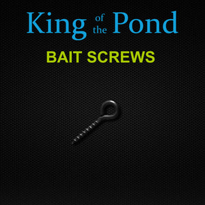 Bait Screws, Carp Fishing