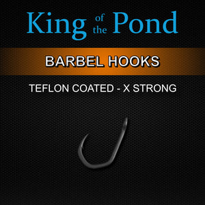 barbel hooks, barbel fishing, zig rig