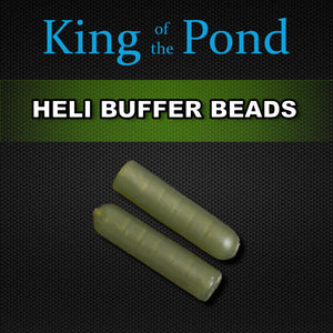 heli beads, buffer beads, chod rigs, carp rigs, king of the pond, korda tackle fox, esp carp rigs