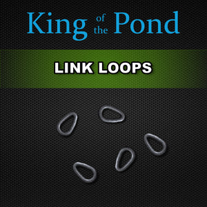 link loops, carp rigs, carp fishing, king of the pond, angling