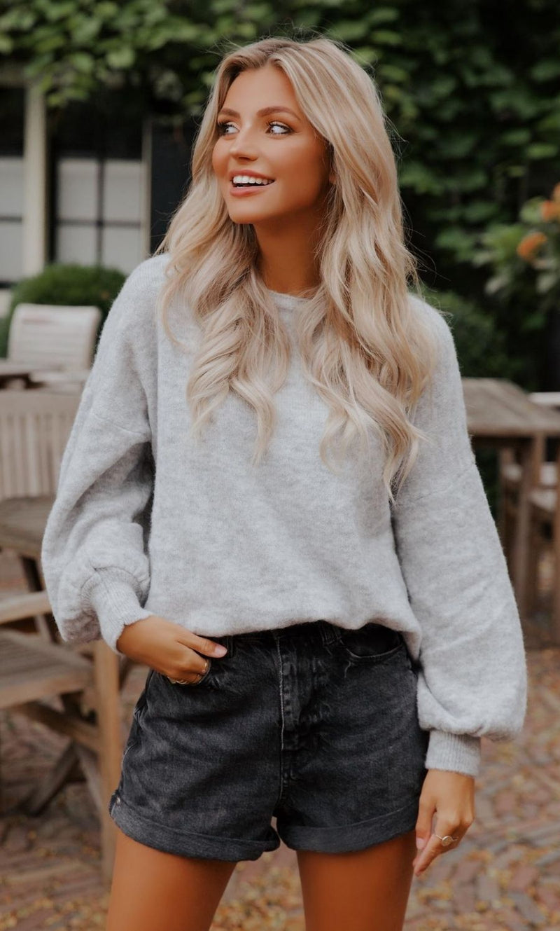 Lily Sweater Grey
