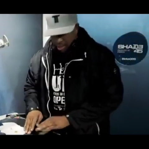 "DJ Premier Cutting Up ""Reputable"""