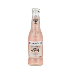 FEVER TREE - AROMATIC TONIC WATER 200ML