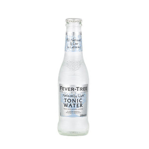 FEVER TREE - TONIC WATER LIGHT 200ML