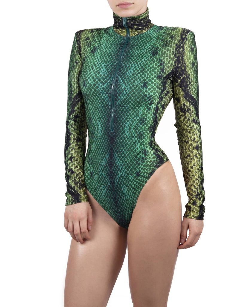 FLASH GREEN BOA SCUBA