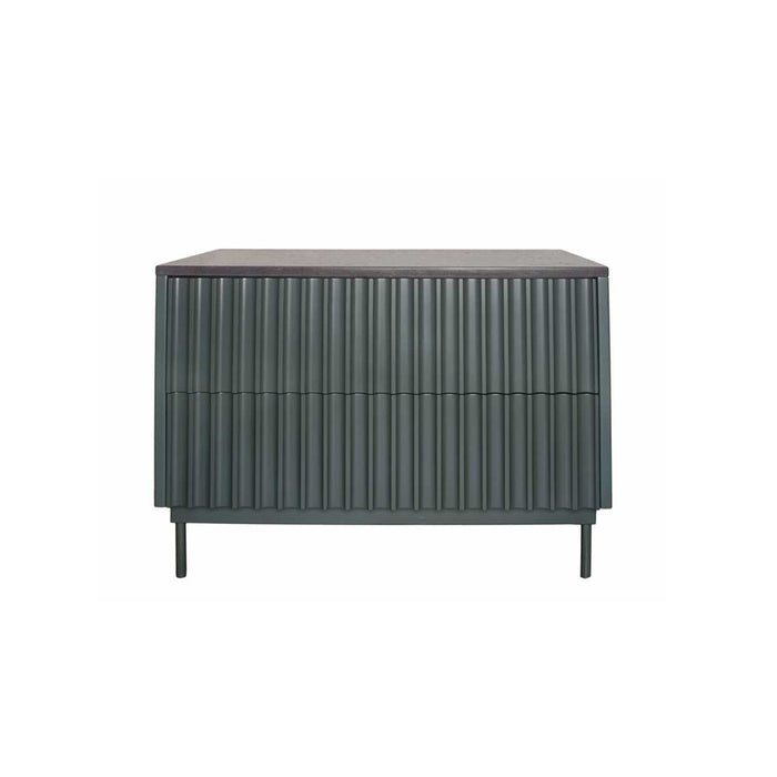Scallop Bedside Unit
