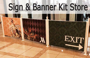 Sign and Banner Kit Store