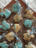 Baby Shower Cookies - Tunisian Sweet