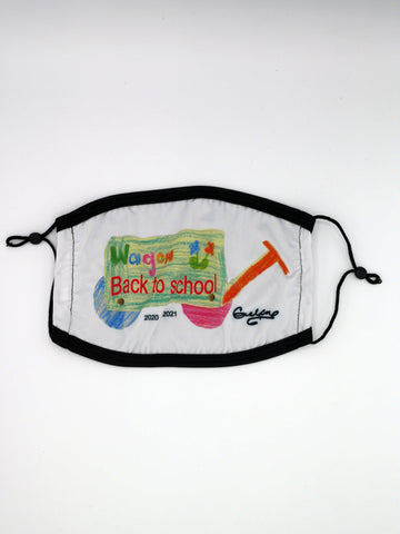 Angeline I Back to School *Kids Size Only* (2 Layer)