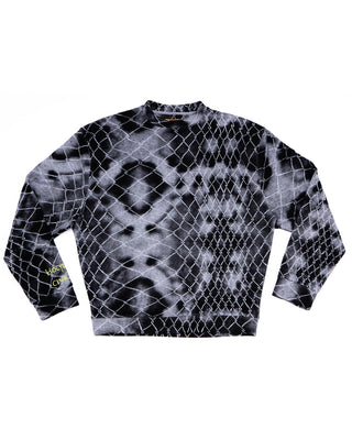NETSNAKE CREWNECK SWEATER