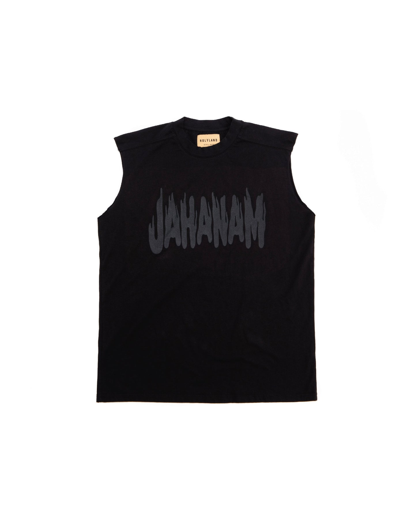 JAHANAM SLEEVELESS TOP