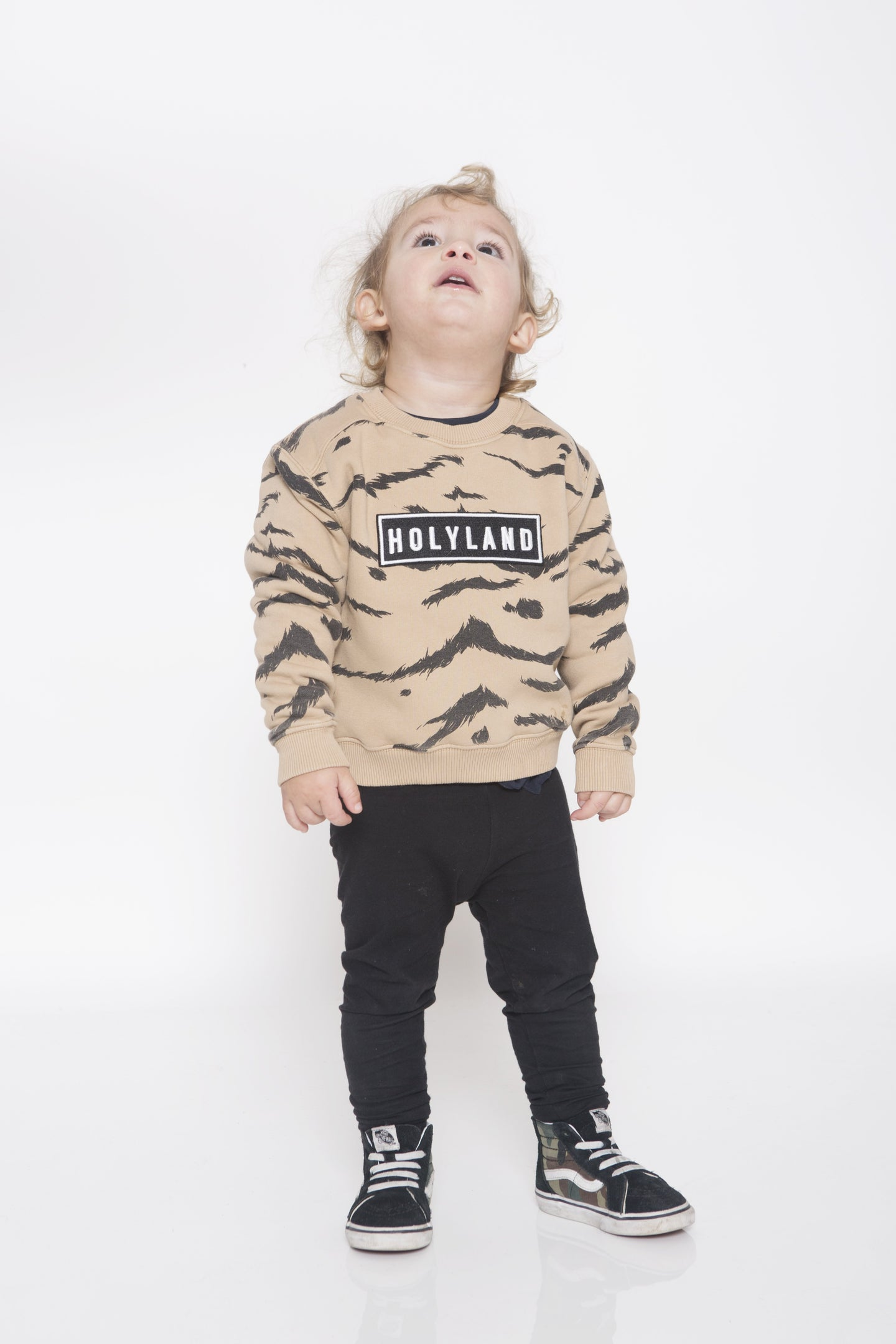 BOX LOGO KIDS SWEATSHIRT