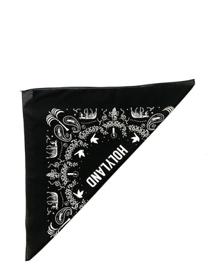 HOLYLAND Printed Cotton Bandana