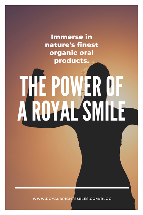 The Power of a Royal Smile