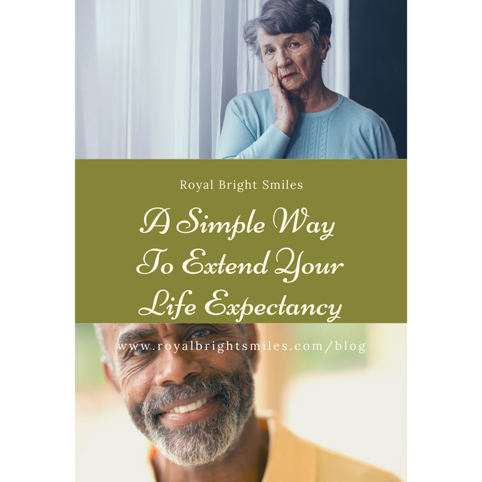 A Simple Way To Extend Your Life Expectancy