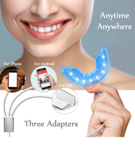 Royal Bright Smiles Cellphone Lightning Kit