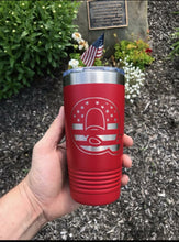 Load image into Gallery viewer, The USA Q 20oz Yeti Style Travel Mug