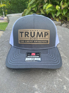 Trump 2020 The Great Awakening Trucker Cap