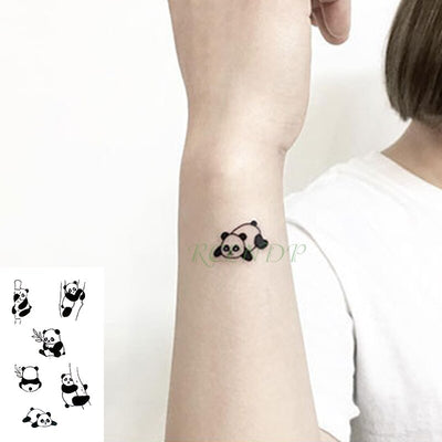 Waterproof Temporary Tattoo | Maple Leaf | Mouse | Cat | More Styles Available - Designed By Jessica Croft