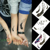 Waterproof Temporary Tattoo | Mandala | Bird Feather | Full Body | More Styles Available - Designed By Project Zero