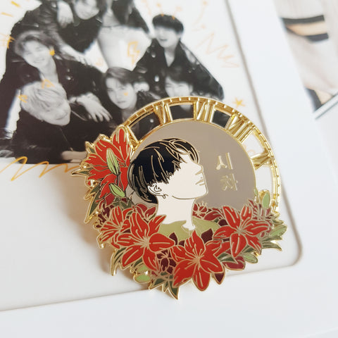 Jungkook My Time Pin