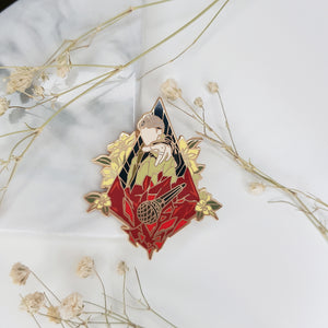 SUGA Shadow Pin