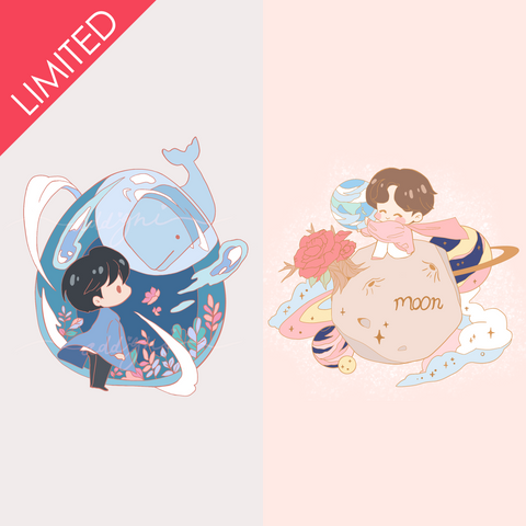 Limited: Chibi Jin Special