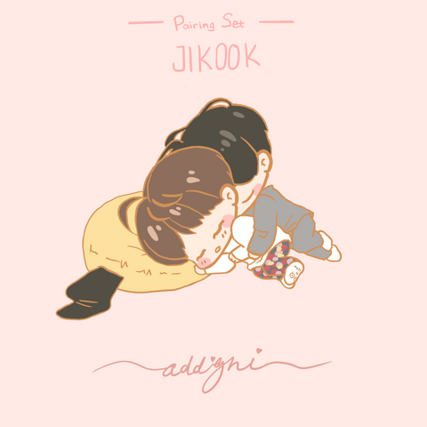 Sleepy Jikook Pin