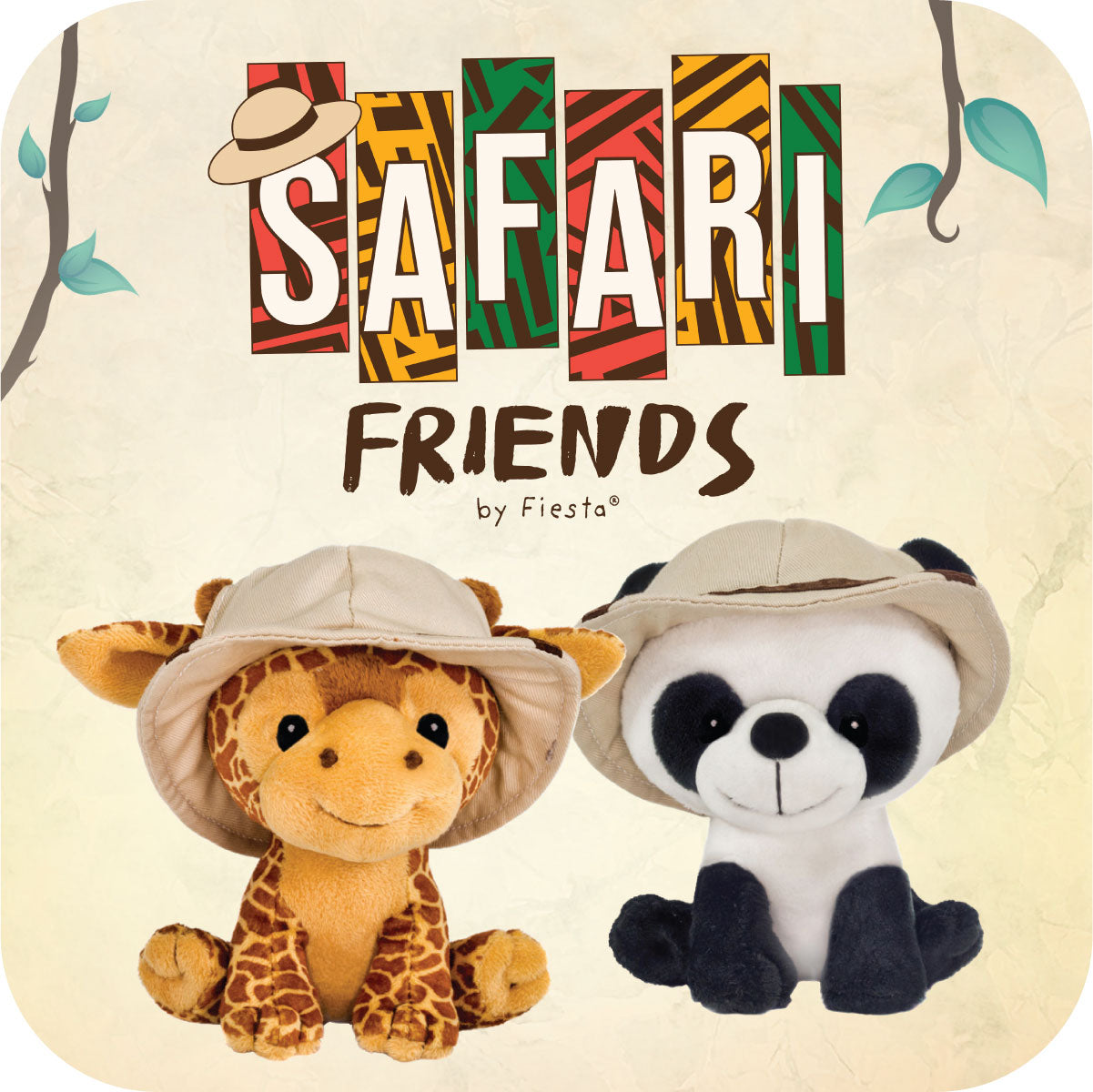 Safari Friends