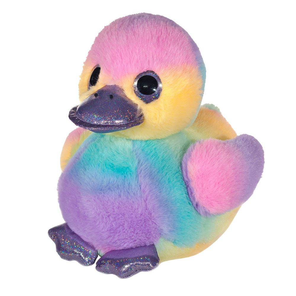 "Rainbow Sherbet - 10.5"" Duck"