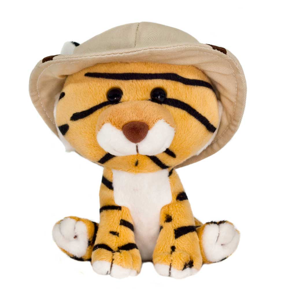"Safari Friends - 5"" Tiger"