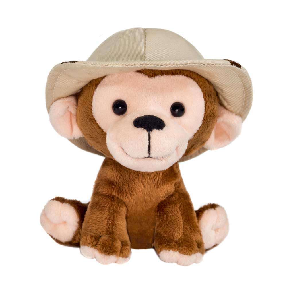 "Safari Friends - 5"" Monkey"