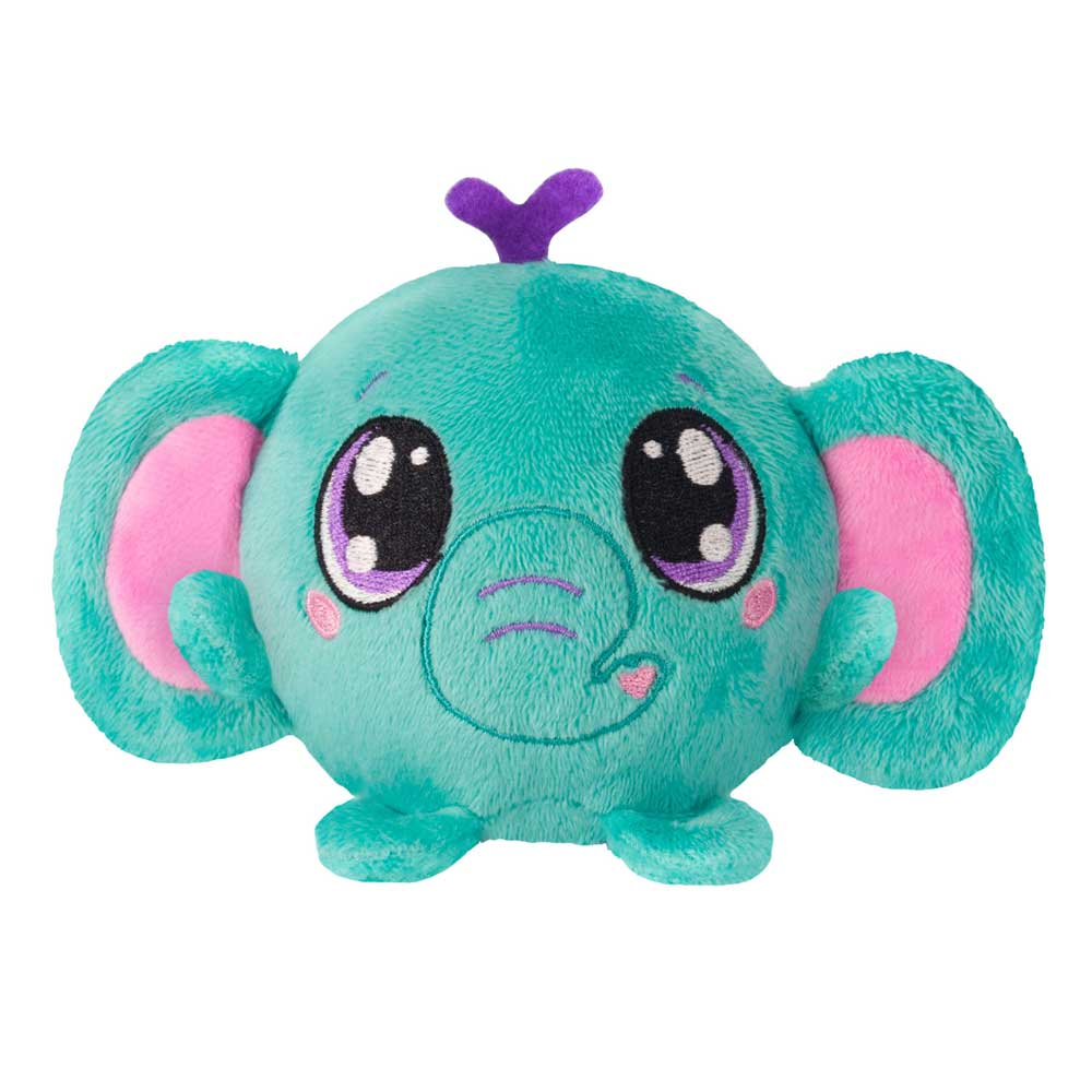 "Mushy Plushies Nyla - 3.5"" Elephant"