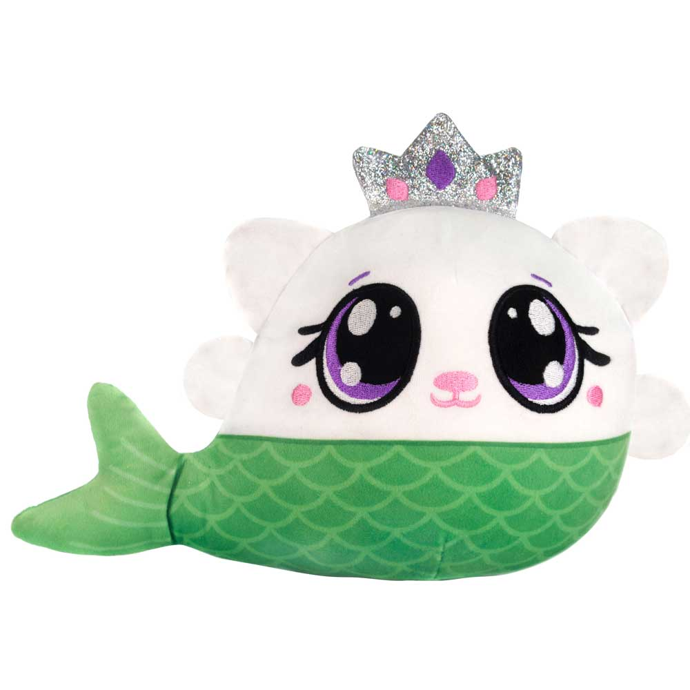 "Mushy Plushies Tiana - 3.5"" Mermaid"