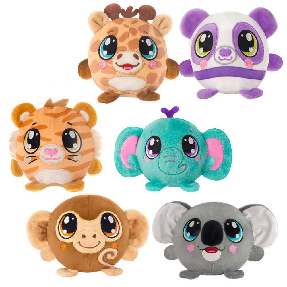"Mushy Plushies Jungle - 3.5"" Blind Bag"