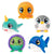 "Mushy Plushies Sea Life - 3.5"" Blind Bag"