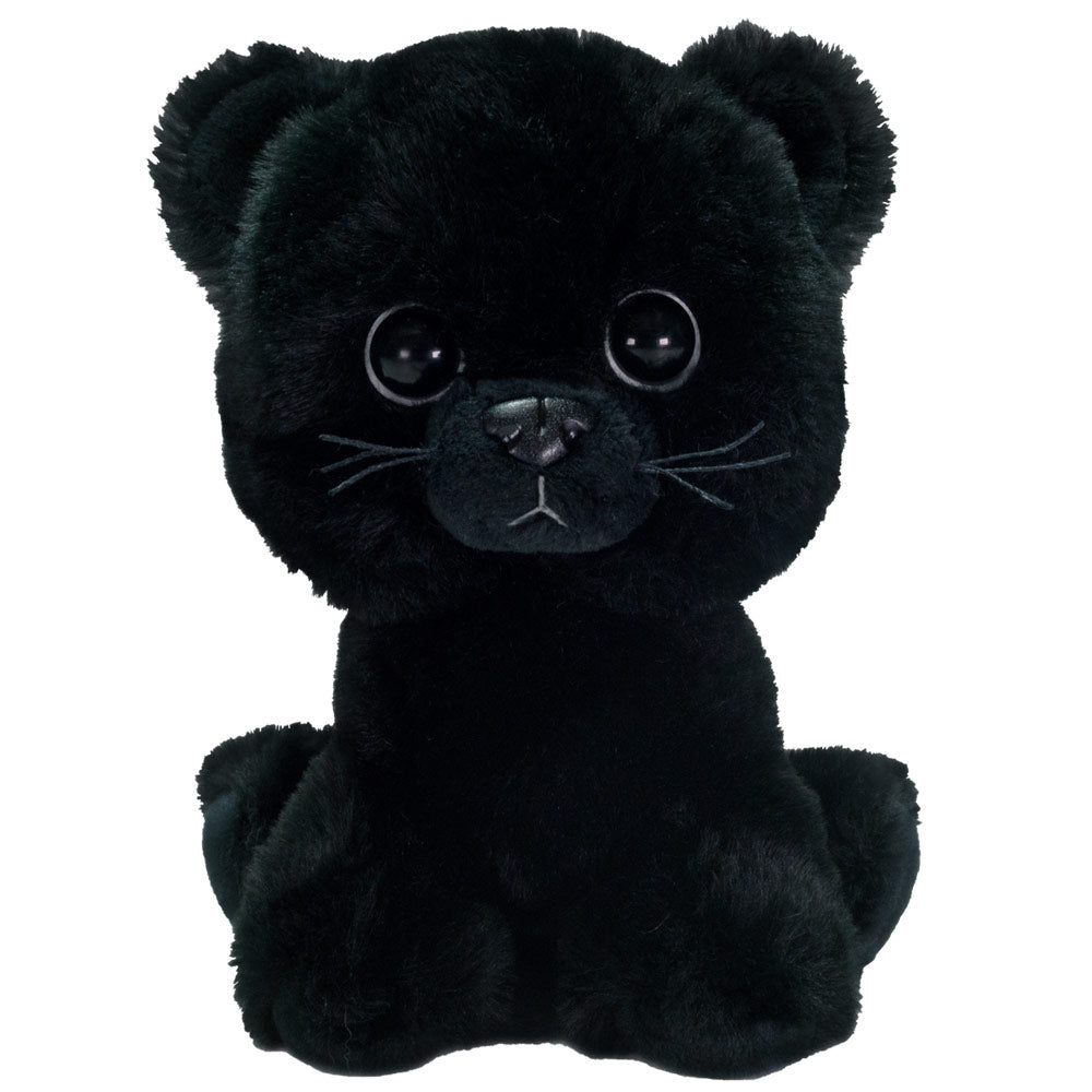 "7"" Parker - Floppy Bean Bag Black Panther"