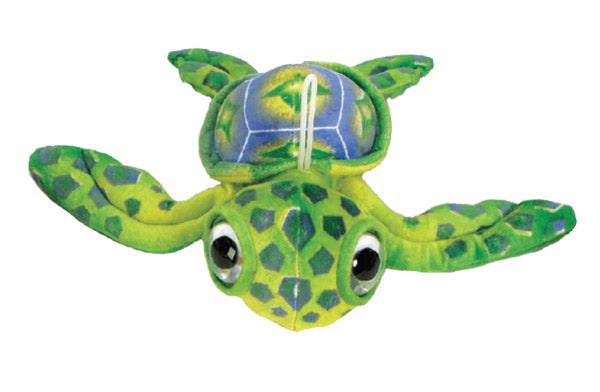 "11.5"" Big Eye Green Turtle"