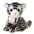 """WEGO"" 9"" Big Eye Sitting White Tiger"