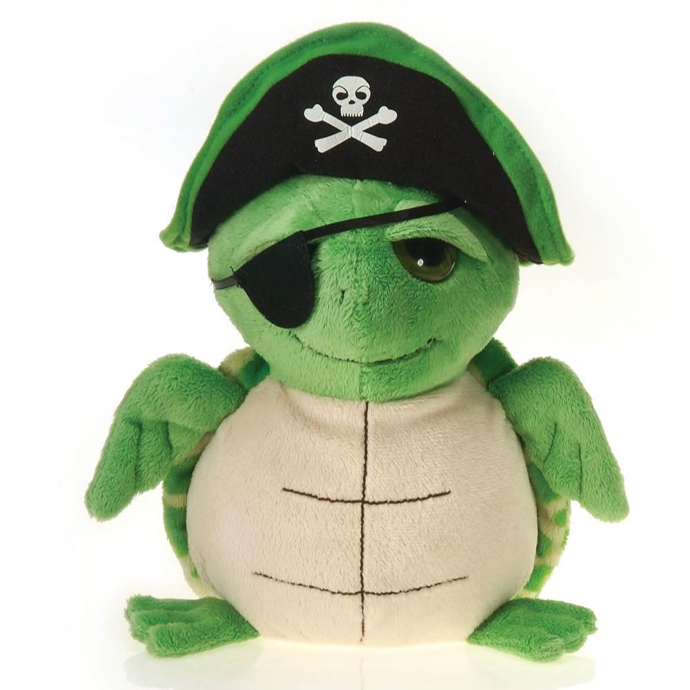 "9"" Pirate Turtle"