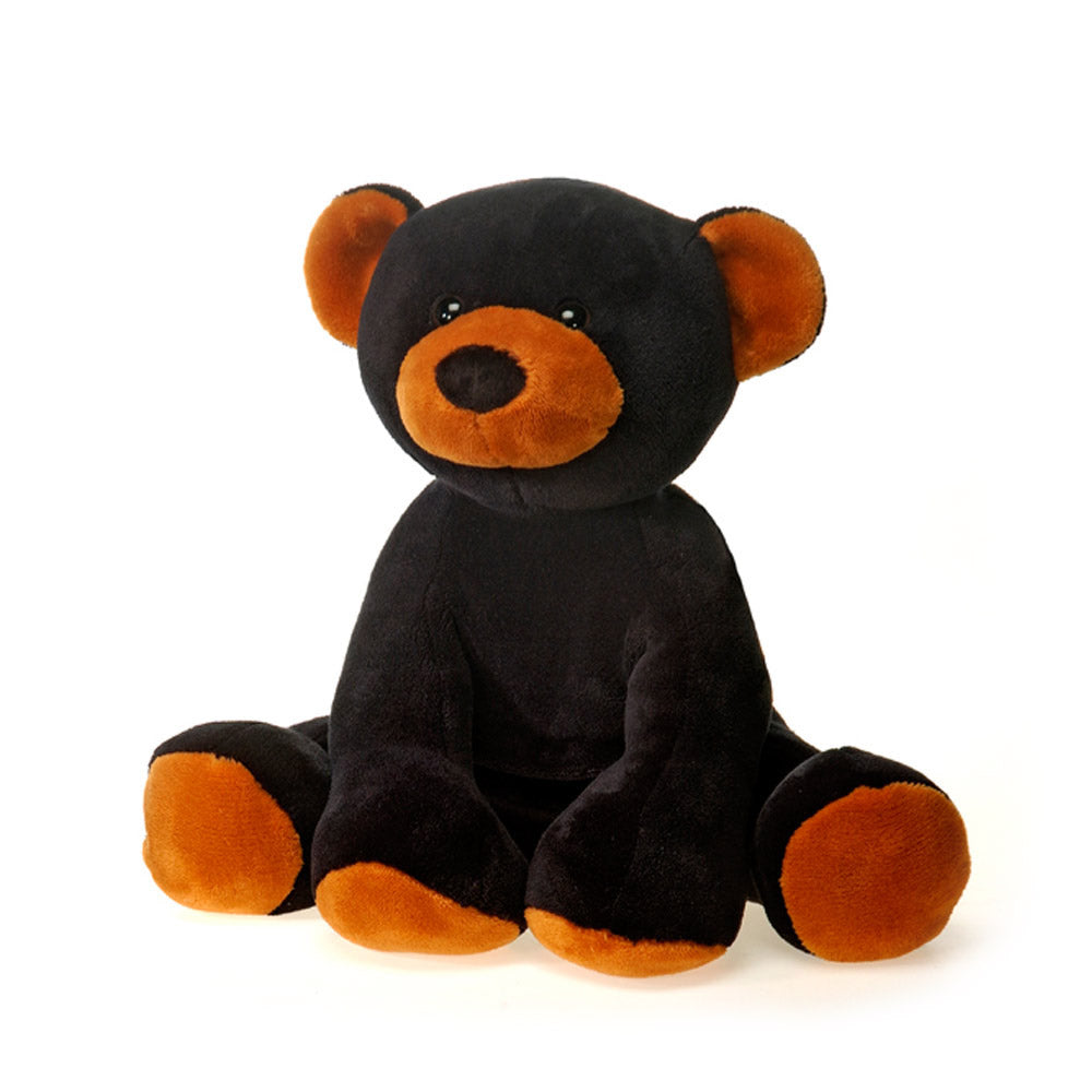 "Comfies - 7.5"" Black Bear"