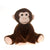 "Comfies - 7.5"" Brown Monkey"